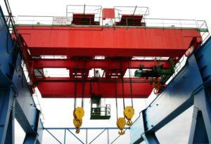 Сезонное техническое обслуживание мостовых кранов