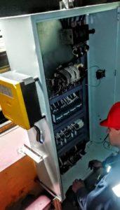 Как перевести мостовый кран на радиоуправление?